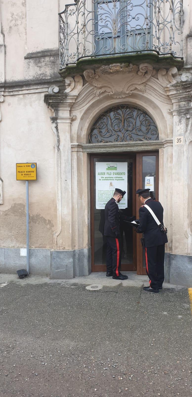 Trino: denunciati due occupanti abusivi delle case comunali - tgvercelli.it