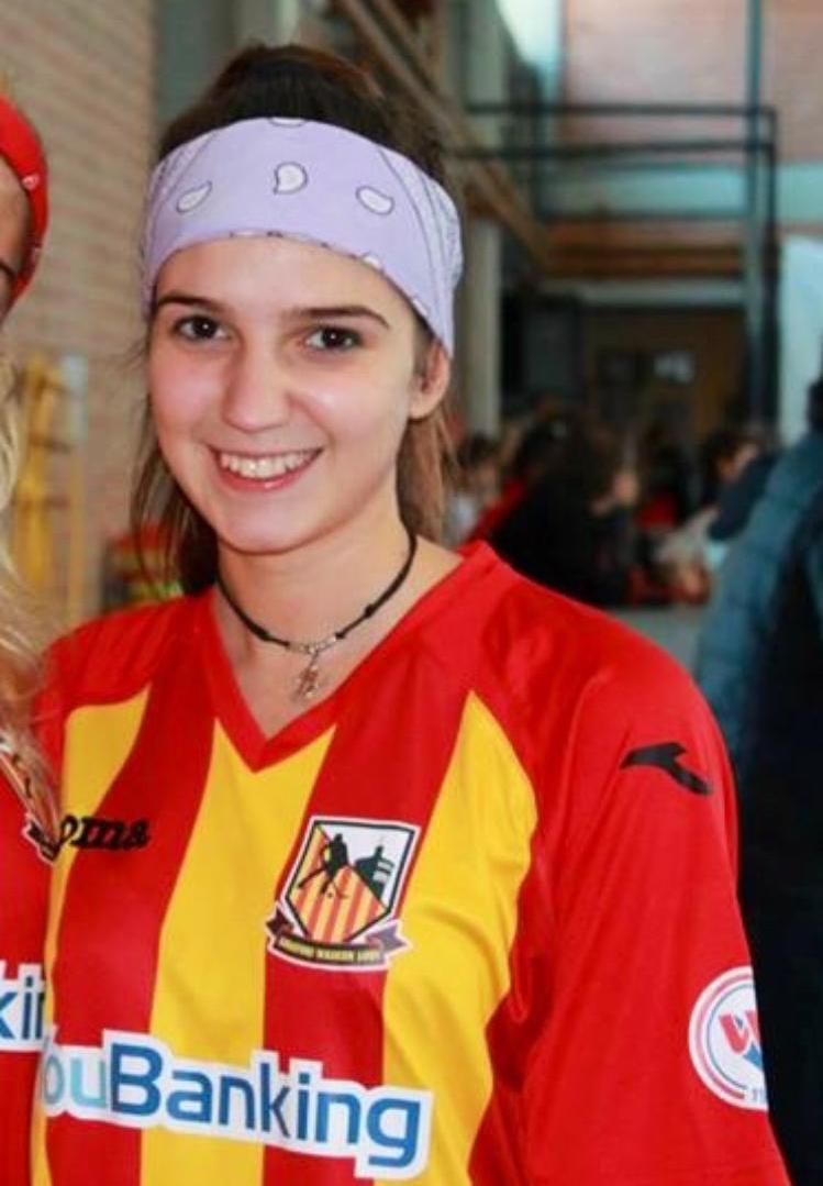 Gaia Pochettino è una nuova giocatrice del Pro Vercelli-Trino Hockey femminile - TG Vercelli - tgvercelli.it