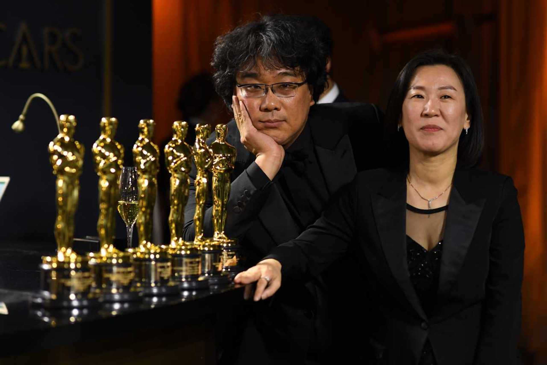 Oscar, con Parasite 'vince' anche Gianni Morandi